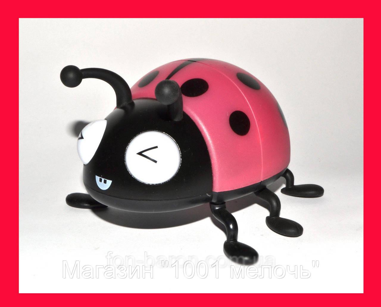Портативная MP3 колонка Танцующий жук SK-15 (божья коровка)!Лучший подарок