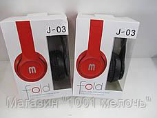 Наушники Zeroso J-03, компактные,складные, в упаковке!Лучший подарок, фото 2