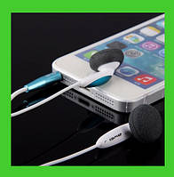 Гарнитура для телефона Awei ES12i (Невакуумные)!Акция