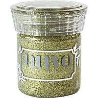 Паста для ембосингу - Golden Crystal - Nuvo