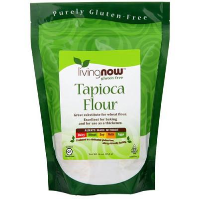 NOW Foods Tapioca Flour 454 g