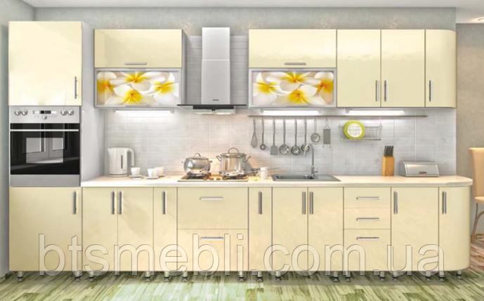 Кухня High Gloss 3.9м, фото 2