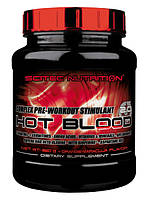 HOT BLOOD Scitec Nutrition  820 грамм