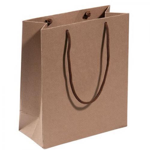"""Пакет подарочный бумажный """"Craft"""" 11*14*6.5 см"""