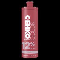 Крем-окислитель 12% C:EHKO PEROXAN 1000 мл.