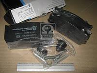 Колодка торм. диск. (компл. на ось) MAN TGL,TGM, MB ATEGO, TRANSPORTER