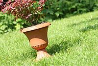Вазон садовый высокий Atena d 224 мм Prospeplast, фото 1