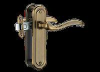 Дверная ручка на короткой планке A-2001