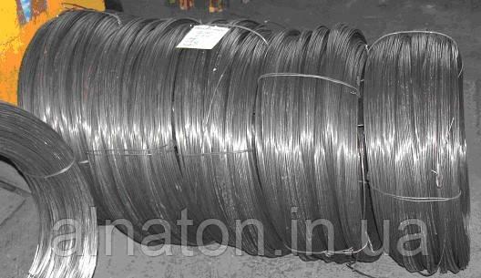 Проволока стальная ОК ф4,0мм без покрытия - ООО «Компания Алнатон» в Киеве
