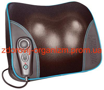 Турмалиновая массажная подушка MASSAGE PILLOW для дома и машины Вековой Восток