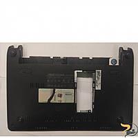 """Нижня частина корпуса для ноутбука ASUS Eee PC 1005, 1005HA, 1005HAB, 10.1"""", 13NA-1BA0B11, Б/В. Всі кріплення цілі, без пошкоджень."""
