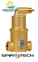 SpiroVent Air AA150 Spirotech - сепаратор воздуха, автоматический деаэратор - 1 1/2""