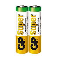 Батарейка щелочная GP super alkaline R-3 ААА