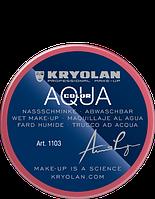 Розовый  аквагрим AQUACOLOR 55 мл (оттенок 03 EG)