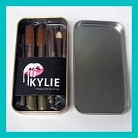 Набор кистей для макияжа Kylie маленькие 12 шт!Опт