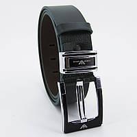 Мужской кожаный ремень Giorgio Armani. Реплика.