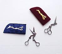 """Стальные ножницы """"птица"""" ручной работы. Андижан, Узбекистан"""