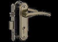 Дверная ручка на короткой планке A-2005 pz