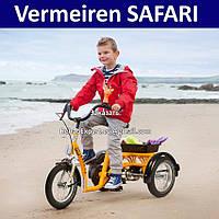 Трехколесный велосипед для реабилитации детей с ДЦП 3-7лет - Vermeiren SAFARI Special Tricycle Bike