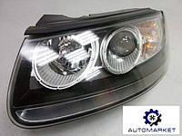 Фара основная левая / правая Hyundai Santa Fe II 2009-2012 (CM)