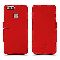 Чехол книжка Stenk Prime для Huawei Honor 7X Красный (60691)
