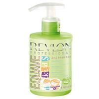 Revlon Professional Equave Kids 2 in 1 Shampoo - Revlon Шампунь-кондиционер Ревлон увлажняющий и питательный для детей Флакон с дозатором, Объем: