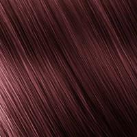 Краска для волос 6.5 Nouvelle Hair Color Тёмный красного дерева русый 100 мл
