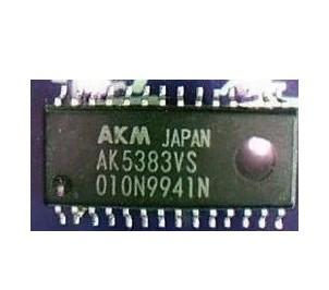 Микросхема AK5383VS демонтаж