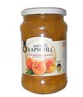 Джем персиковый (не сильно сладкий) Оwocowa rapsodia 410гр