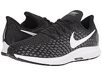 Кроссовки Кеды (Оригинал) Nike Air Zoom Pegasus 35 Black White Gunsmoke ead7432048443