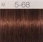 Шварцкопф Игора краска 5-68 Светло-Коричневый Шоколадно-Красный Igora Royal Schwarzkopf 60 мл