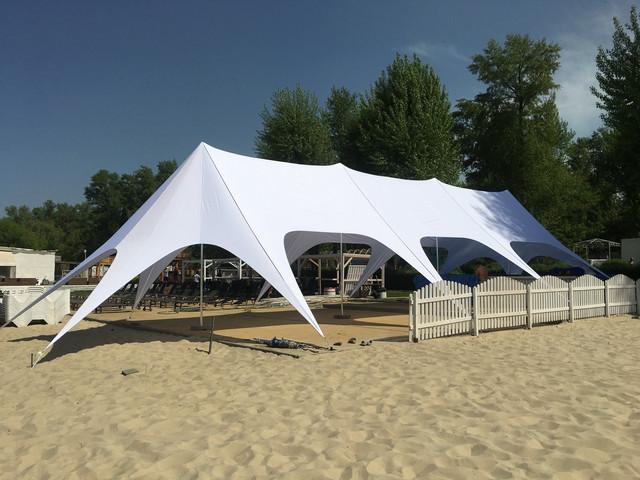 Большие шатры Киев