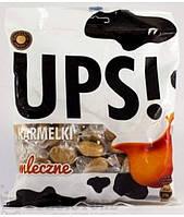 Конфеты-леденцы молочные UPS 400гр