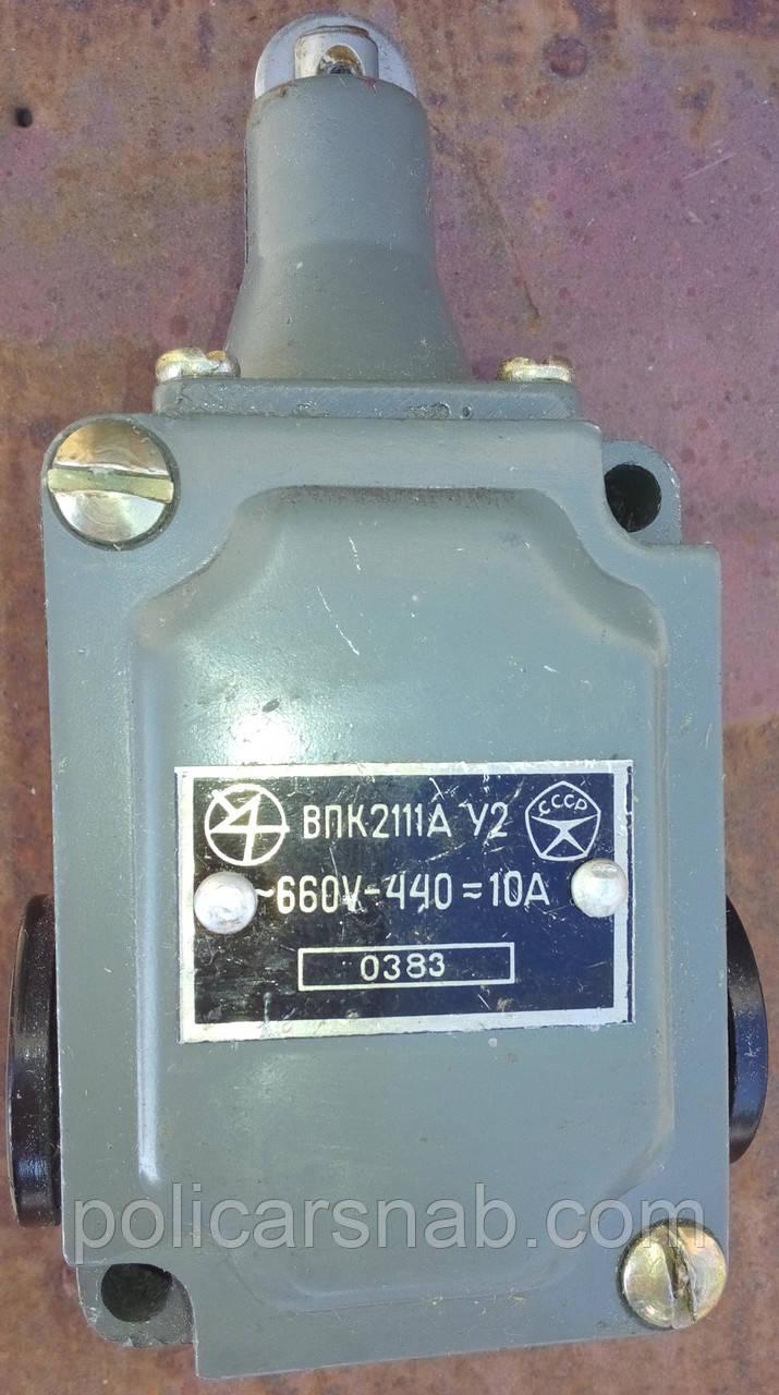 Конечный выключатель ВПК2111