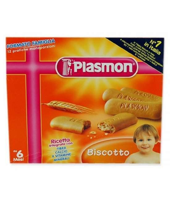 Печенье Plasmon 600гр