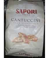 Печенье Сantuccini Sapori с миндалем 800гр