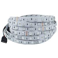 Светодиодная лента 24В 5050(60LED/м) IP20 RGB