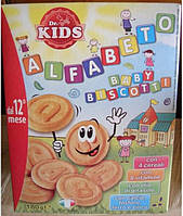 Печенье dr.KIDS Alfabeto от 12 мес 180гр