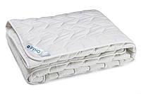 Одеяло зимнее полуторное 140х205 см с силиконизированным волокном ТМ Руно 321.52СЛУ белое