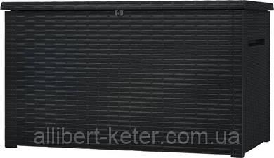 Садова скриня JAVA BOX 850L графіт (Keter)