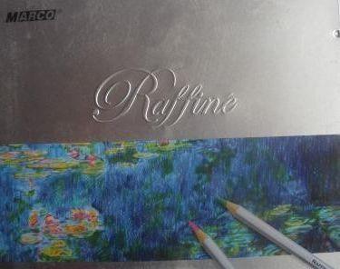 Карандаши Marco Raffine 7100-36цв металлическая коробка