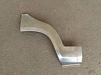 Ремонтная рем вставка (арка) крыла заднего правого ЗАЗ- 1103, Славута ,  короткая.