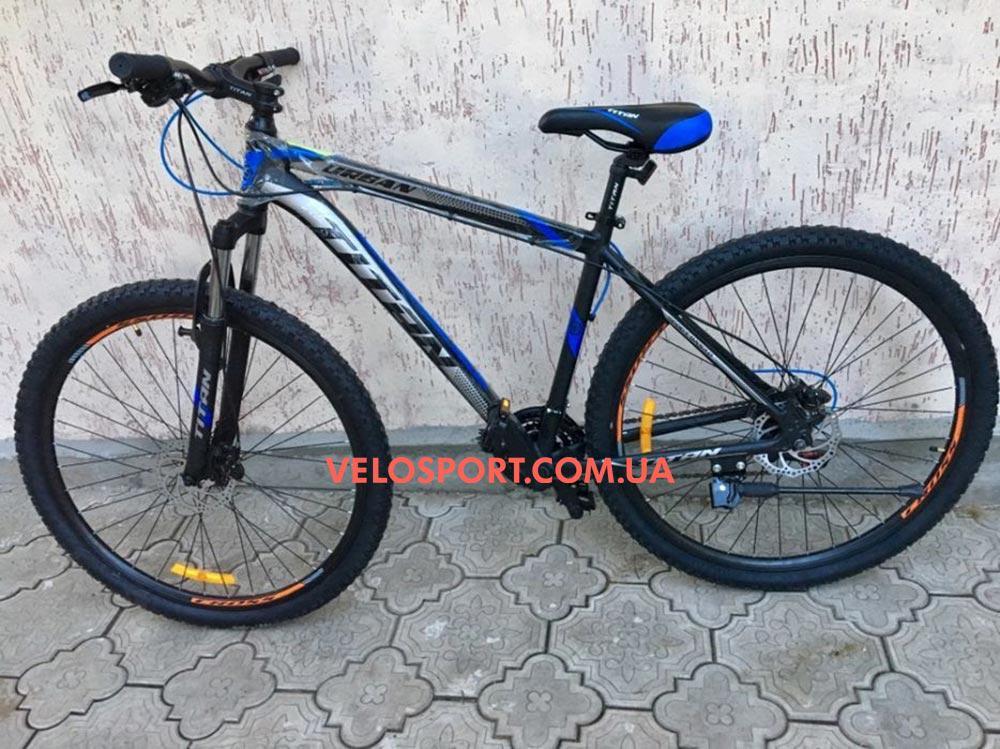 Горный велосипед Titan Urban 29 дюймов