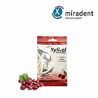 Леденец с ксилитом miradent Xylitol Drops (вишня), 26 шт.