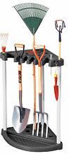 Функціональна кутова підставка CORNER TOOL RACK для садового інструменту (Keter)