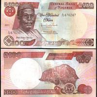Нигерия / Nigeria 100 Naira 2011 Pick 28 UNC