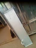 Низ двери задней фиат дукато(94-2006), фото 3