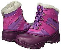 Ботинки зимние Columbia Rope Tow III Waterproof Snow Boot р.37-38