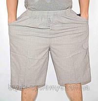 Бриджи  мужские лён - большие размеры, фото 2