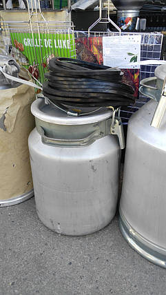 Бидон алюминиевый 20л, фото 2